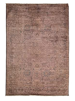 Solo Rugs Ziegler One-of-a-Kind Rug, Beige, 5' 2