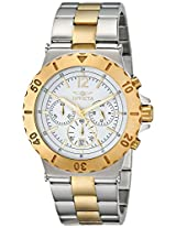 Invicta Men's INVICTA-14856 Specialty Analog Display Japanese Quartz Two Tone Watch
