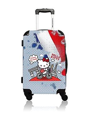 IKASE Trolley 85185/50/Slv/Lic/1739   48  cm