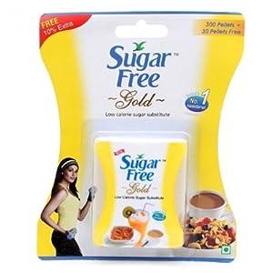 Sugar Free Gold Pellets, 300 tablets/pack
