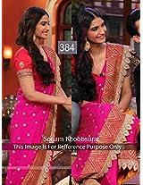 Bollywood Replica Saree Of Sonam Kapoor AE-384