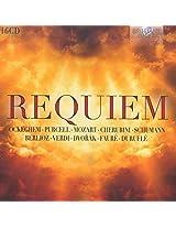 Requiem: Ockeghem, Purcell, Mozart, Cherubini, Schumann, Berlioz, Faure, Durufle, Verdi, Dvorak