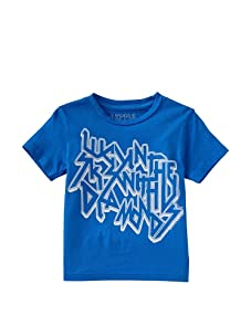 Lords of Liverpool Kid's Lucy in the Sky with Diamonds T-Shirt (Blue)