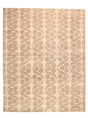 Roubini Tibetan Super Fine Collection Hand-Knotted Rug, Multi, 8' x 10'