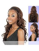 Motown Tress Half Wig & Ponytail Lg 47 Color 1 B