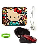 Hello Kitty Laptop Sleeves