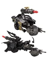 Batman the Dark Knight Rises Batpod Vehicle and Batman Action Figure [Toy]