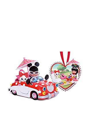 Famosa Coche picnic I Love Minnie