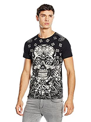 American People T-Shirt Skully