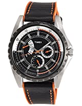 Timex Analog Black Dial Mens Watch-T2M428