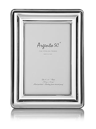 Argento SC Beveled Edge Sterling Picture Frame