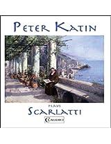 Scarlatti:Katin Plays [Peter Katin] [CLAUDIO RECORDS: CR3502-6]