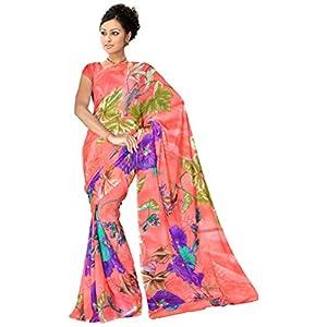 Stylish Indian Printed Saree