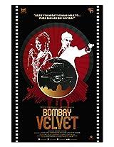 Bombay Velvet Vintage poster Art Print by Hassan Kumar Gundu