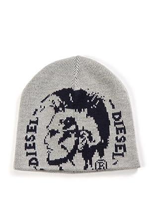 Diesel Kid Mütze (Hellgrau)