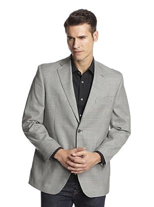 Corbin Men's Sportcoat (Gray Plaid)
