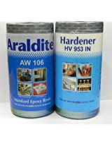 Araldite Standard Epoxy Adhesive (Resin 1kg + Hardener 800g) 1.8kg - SUPER SAVER PACK