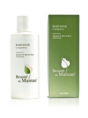 Beauté de Maman Facial Scrub For Pregnant Women, 6 oz