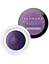 Sephora Collection Waterproof Velvet Eyeshadow ~ 0.17 oz (Plush Purple ~ 06)