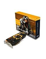 Sapphire Radeon TOXIC R9 270X 2GB GDDR5 DVI-I/DVI-D/HDMI/DP with Boost (UEFI) PCI-Express Graphics Card 11217-02-40G