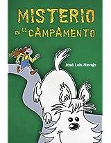 Misterio en el campamento (Spanish Edition)