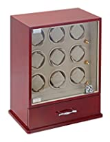 Diplomat Watch Winder (Red)