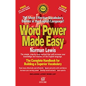 Word Power Made Easy - Over 700 Pages