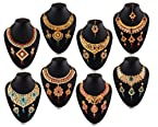Pack of 8 Grand Necklace Sets
