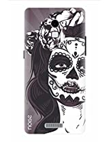 Noise Dead Anabelle Lee Printed Cover for Coolpad Dazen Note 3