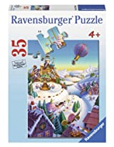 Ravensburger Land of Candy Puzzle (35-Piece)