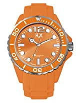 H2X Reef Gent Analog Orange Dial Men's watch - SO382UO1