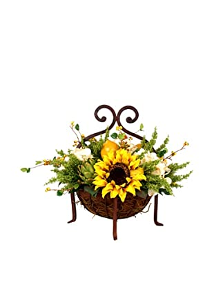 Creative Displays Sunflower & Fruit Basket