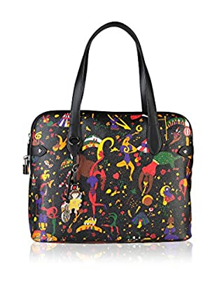 Piero Guidi Schultertasche Magic Circus