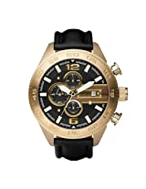 Fossil Designer Chronograph Black Dial Men's Watch CH2652
