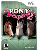 Pony Friends 2 - Nintendo Wii