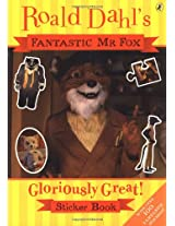 Fantastic Mr Fox: Gloriously Great Sticker Book (Fantastic Mr Fox film tie-in)