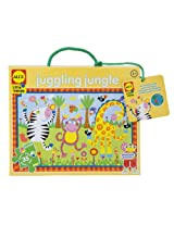 ALEX® Toys - Early Learning Giant Puzzle - Juggling Jungle -Little Hands 1458J