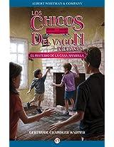El misterio de la casa amarilla (Los chicos del vagón de carga nº 3) (Spanish Edition)