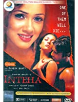 Inteha: One of Them Will Die (DVD) - Mahesh Bhatt - Shemaroo Video Pvt. Ltd.(2003) - Approx.154 Minu