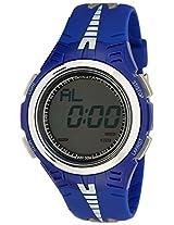 Sonata Super Fibre Digital Grey Dial Men's Watch - NF7965PP01J