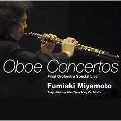 CD 宮本文昭 (Oboe) モーツァルト&R.シュトラウス&アルビノーニ:オーボエ協奏曲の商品写真
