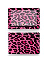 Protective Skin Decal Cover for Samsung Galaxy Note 10.1 inch Tablet Sticker Skins Pink Leopard