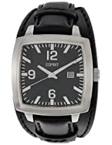 Esprit Analog Black Dial Men's Watch - ES105021001