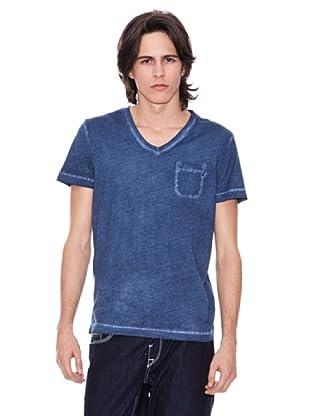 Gio Goi Camiseta Eugeoff (Azul)