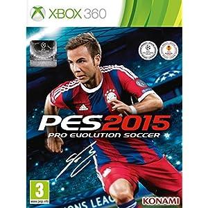 PES 2015: Pro Evolution Soccer (Xbox 360)
