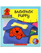 Scholastic - Cliffords Puppy Days Backpack Puppy