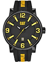 CAT Analog Black Dial Men's Watch NJ.161.21.137