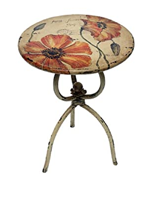 Guildmaster Poppy Accent Table