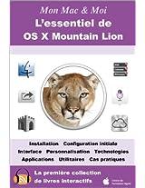 L'essentiel de OS X Mountain Lion (Mon Mac & Moi t. 70) (French Edition)