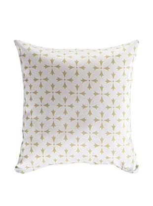 Nine Space Rhodes Pillow Cover (Cream)